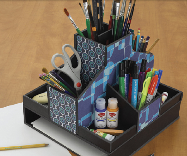 Art supplies at dick blick art materials art supply store - Diy desk organizer ideas ...