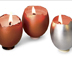 Eco Friendly Eggshell Candles