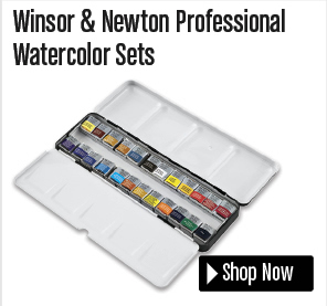 Winsor & Newton Professional Watercolor Sets