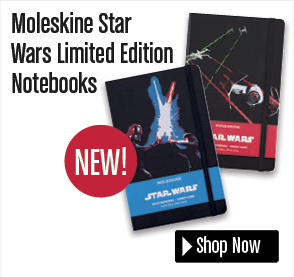 Moleskine Star Wars Limited Edition Notebooks