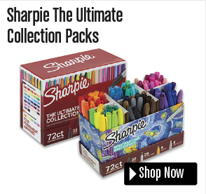 Sharpie The Ultimate Collection Packs