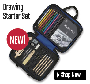 Drawing Starter Set