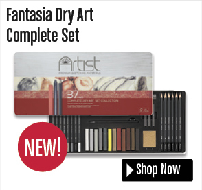Fantasia Dry Art Complete Set