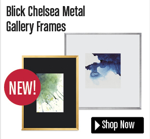 New Chelsea metal Gallery frame