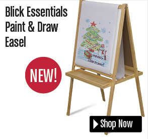 Blick Essentials Paint & Draw Easel