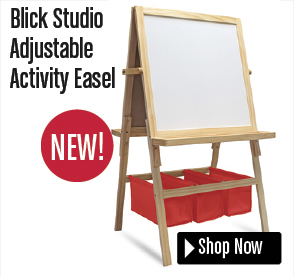 Blick Studio Adjustable Activity Easel