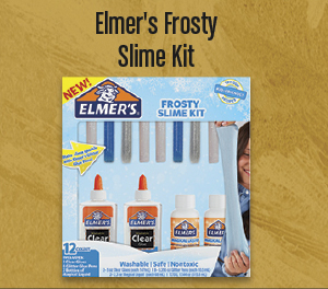 Elmer's Frosty Slime Kit