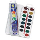 Prang Washable Watercolor Pan Sets