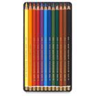 Koh-I-Noor Polycolor Dry Color Drawing Pencils