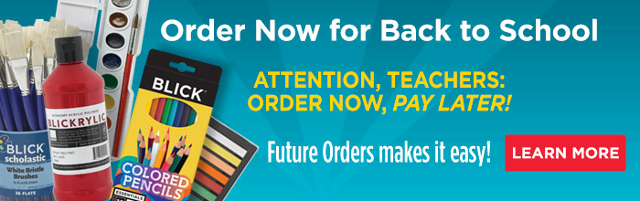 Order Now for Back to School