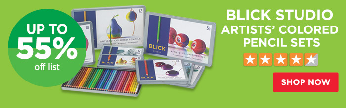 Featured Product: Blick Colored Pencil Sets