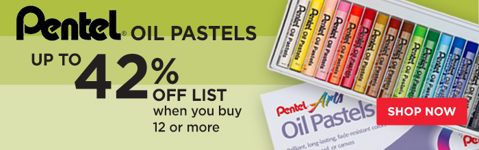 Featured Product: Pentel Oil Pastels