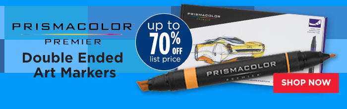 Featured Product: Prismacolor Premier Double Ended Art Markers