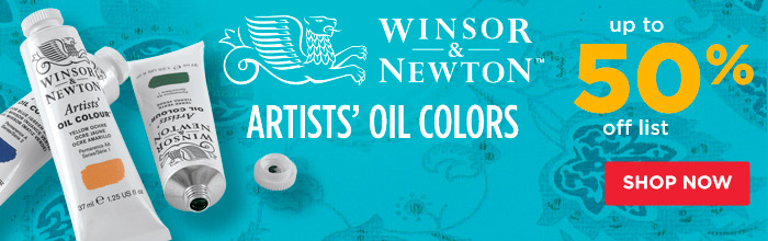 Featured Product: Winsor & Newton Artists' Oil Colors