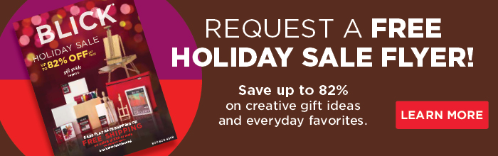 Request a Holiday flyer