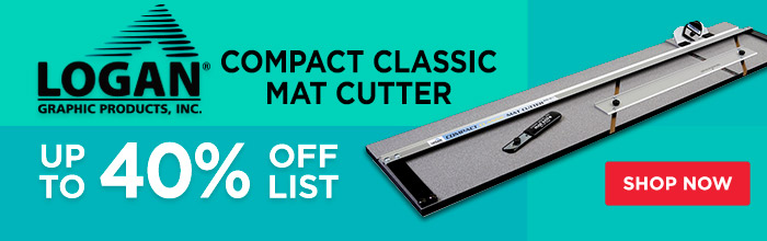 Featured Product: Logan Compact Classic Mat Cutter
