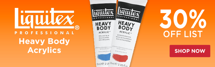 Featured Product: Liquitex Professional Heavy Body Acrylics