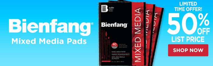 Bienfang Mixed Media Pad