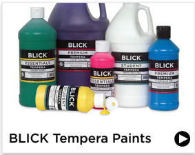 Blick Tempera Paints