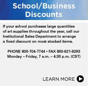 School/Business Discounts