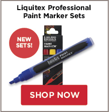 Liquitex Professional Paint Marker Sets