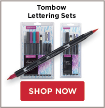 Tombow Lettering Sets
