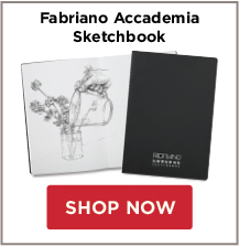 Fabriano Accademia Sketchbook