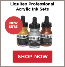 Liquitex Professional Acrylic Ink Sets