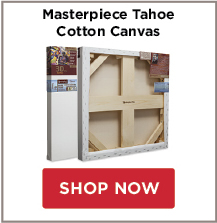 Masterpiece Tahoe Cotton Canvas