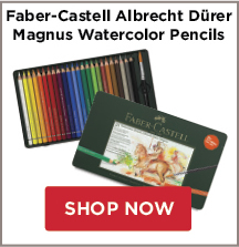 Faber-Castell Albrecht Durer Magnus Watercolor Pencils