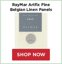 RayMar Artfix Belgian Linen Panels: All Purpose