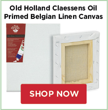 Old Holland Claessens Oil Primed Belgian Linen Canvas