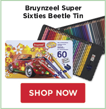 Bruynzeel Super Sixties Bettle Tin