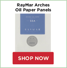 RayMar Arches Oil Paper Panels