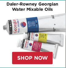 Daler-Rowney Georgain Water Mixable Oils