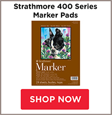 Strathmore 400 Series Marker Pads