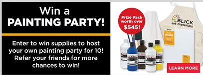 Win a Painting Party