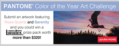 Pantone Color of the Year Art Challenge