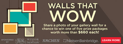 Walls that Wow Challenge