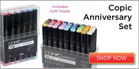 Copic Sketch Marker Anniversary Set
