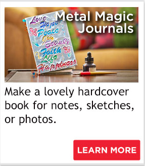Metal Magic Journals