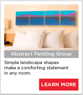 Abstract Painting Group