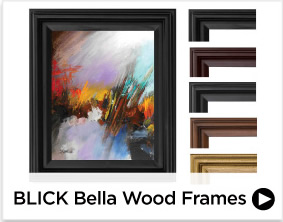Blick Bella Wood Frames