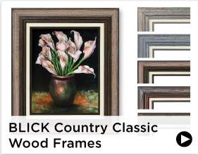 Blick Country Classic Wood Frames