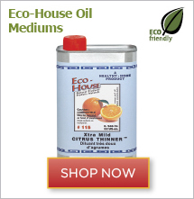 Eco-House Oil Mediums