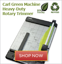 Carl Green Machine Heavy-Duty Rotary Trimmer