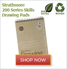 Strathmore 200 Series Skills Drawing Pads