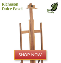 Richeson Dulce Easel