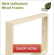 Blick Unfinished Wood Frame
