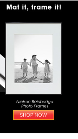 Nielsen Bainbridge Photo Frames
